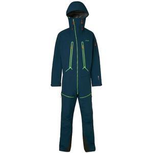 フェニックス(phenix) スノーリッジ3Lワンピース(Snow Ridge 3L One-Piece) INDIGO PM5521P01 アウトドアウェア スポーツウエア メンズ つなぎ 防寒|esports