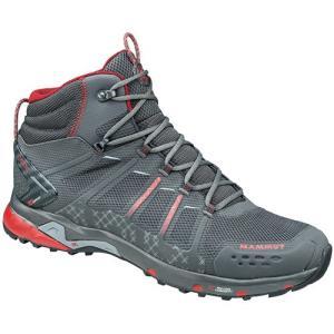 マムート(MAMMUT) メンズ T Aenergy Mid GTX Men graphite-lava(0963) 3020-05610 登山靴 トレッキングシューズ 防水ブーツ アウトドア|esports