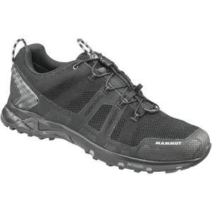 マムート(MAMMUT) メンズ T Aegility Low GTX Men 0052 black-black 3020-05530 靴 アウトドアシューズ トレッキング 防水|esports