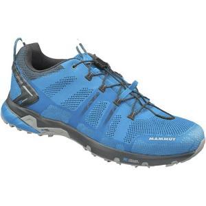 マムート(MAMMUT) メンズ T Aegility Low GTX Men 5873 atlantic-graphite 3020-05530 靴 アウトドアシューズ トレッキング 防水|esports
