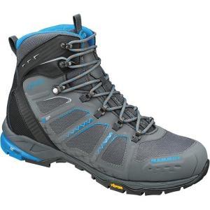 マムート(MAMMUT) メンズ T Aenergy High GTX Men 0102 graphite-atlantic 3020-05570 靴 アウトドアシューズ トレッキング 防水|esports