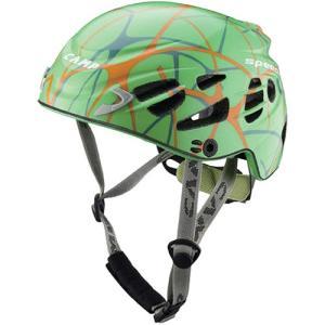カンプ(CAMP) スピード2.0 グリーン 5082002 クライミング 登山 ヘルメット キッズ ジュニア