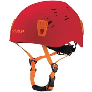 カンプ(CAMP) タイタン54-62 220.レッド 5212702 クライミング 登山 ヘルメット キッズ ジュニア