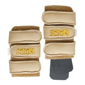 ササキ(SASAKI) リストプロテクター(組) PR-45 BE L 体操 新体操 リストテープ リストバンド