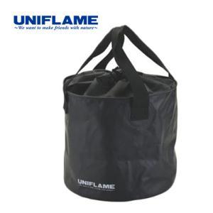 ユニフレーム(UNIFLAME) キャンプ 収納 fan バケツ 660010 収納バッグ 収納ケース アウトドア バーベキュー|esports