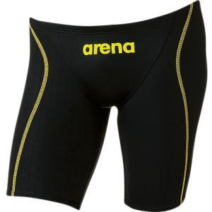 アリーナ(arena) ハーフスパッツ BKYL ARN-7022M 男性用競泳水着 メンズ 競技用 FINA承認|esports