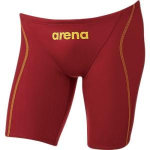 アリーナ(arena) ハーフスパッツ DRGD ARN-7022M 男性用競泳水着 メンズ 競技用 FINA承認|esports