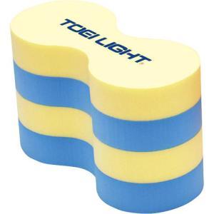トーエイライト(TOEI LIGHT) ソフトプルブイ100 B-7896B 水泳 プール スイミングボード ヘルパー 施設|esports