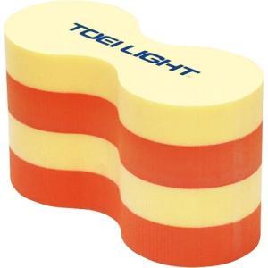 トーエイライト(TOEI LIGHT) ソフトプルブイ100 B-7896R 水泳 プール スイミングボード ヘルパー 施設|esports