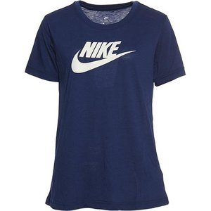 ナイキ スポーツウェア ウィメンズ Tシャツは、コットン100%の素材を採用。快適な着心地が一日中持...