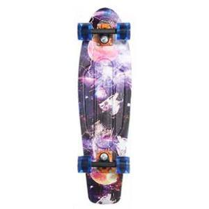 ペニー(PENNY) 27インチ GRAFIC SERIES グラフィックシリーズ PNY-022 Space スケートボード スケボー ミニスケート クルーザー|esports