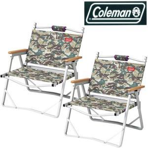 【セット内容】・コールマン(Coleman) キャンプ用品 コンパクトフォールディングチェア カモフ...