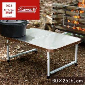 コールマン(Coleman) アウトドア テーブル ステンレスファイアーサイドテーブル 170-76...