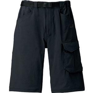 ダイワ(DAIWA) メンズ ストレッチライトハーフパンツ ブラック DP-8507 釣り フィッシング ボトムス|esports