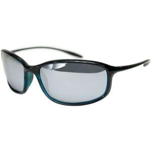 LSDデザインズ(LSD Designs) Ultra Light/Clear Blue Black (ウルトラライト/クリアブルーブラック フレーム)偏光サングラス スーパーミラー 356919 釣り esports