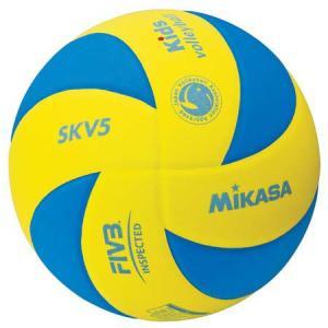 ミカサ(MIKASA) バレーボール 5号 SKV5 青/黄 バレーボール 5号球|esports