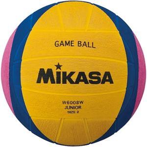 ミカサ(MIKASA) 水球 練習球 ジュニア W6008W 水球 小学生