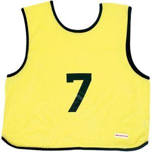 MIKASA(ミカサ) ゲームジャケット ソフトバレー用 レギュラーサイズ (1〜15番) GJSV-KY ビブス ゲームベスト 試合 練習用品|esports