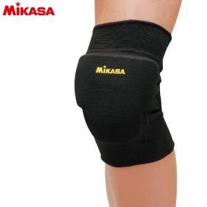 MIKASA(ミカサ) ニーパッド バレーボール用 MG-320 L BK バレーボール サポーター|esports