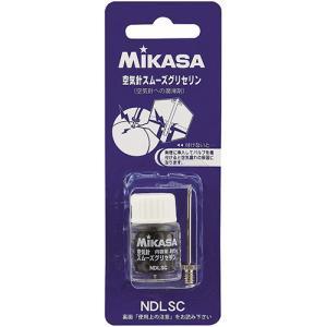 ミカサ(MIKASA) 空気注入針スムースグリセリン NDLSC ボール 空気入れ アクセサリー