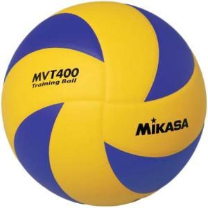 ミカサ(MIKASA) バレーボール トレーニングボール4号 400g MVT400 バレーボール 4号球|esports