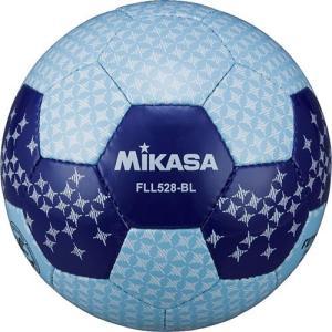 ミカサ(MIKASA) フットサル 検定球 ブルー FLL528-BL ボール 中学生 高校生 大学...