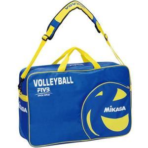 ミカサ(MIKASA) バレーボールバッグ 6個入用 VL6B-BL 青 練習 遠征 アクセサリー|esports
