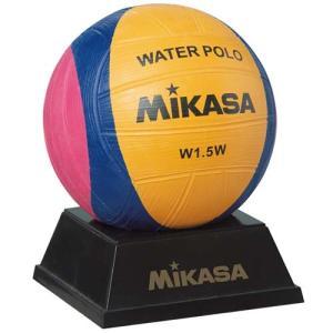 ミカサ(MIKASA) マスコットボール 水球 W1.5W 黄青ピンク 水球|esports