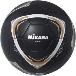 ミカサ(MIKASA) サッカーボール F5TP-BK 黒 5号球 サッカー フットサル サッカーボール レクリエーション esports