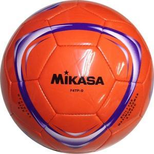 ミカサ(MIKASA) サッカーボール F5TP-O オレンジ 5号球 サッカー フットサル サッカーボール レクリエーション esports