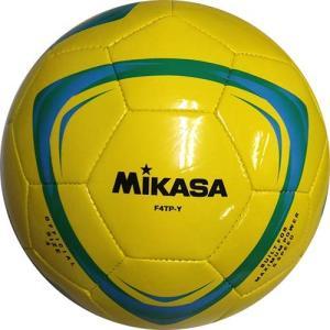 de0ac6527d67c3 ミカサ(MIKASA) サッカーボール F4TP-Y 黄 4号球 サッカー フットサル サッカーボール レクリエーション