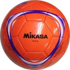 ミカサ(MIKASA) サッカーボール F4TP-O オレンジ 4号球 サッカー フットサル サッカーボール レクリエーション esports