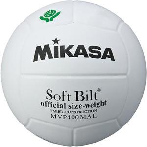 ミカサ(MIKASA) バレーボール(検定球4号) MVP400MAL 白 中学校 家庭婦人用|esports
