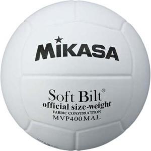 ミカサ(MIKASA) バレーボール(練習球4号) MVP400MALP 白 中学校 家庭婦人用|esports