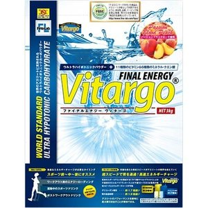 ファインラボ ファイナルエナジー ヴィターゴ (Vitago) 3kg ブラッドピーチ FLV3P ...