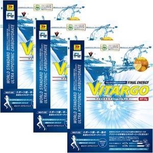 ファインラボ ファイナルエナジー ヴィターゴ(Vitago) 3kg 3個セット エネルギードリンク...