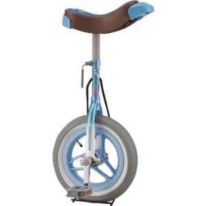ブリヂストン(BRIDGESTONE) 一輪車 スケアクロウ 12インチ SCW12 ライトブルー 学校 体育 バランス 自転車 遊具|esports