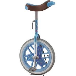 ブリヂストン(BRIDGESTONE) 一輪車 スケアクロウ 14インチ SCW14 ライトブルー 学校 体育 バランス 自転車 遊具|esports