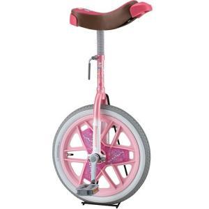 ブリヂストン(BRIDGESTONE) 一輪車 スケアクロウ 14インチ SCW14 ピンク 学校 体育 バランス 自転車 遊具|esports