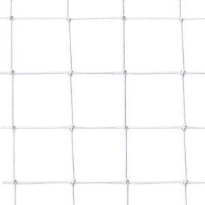 三和体育(SANWATAIKU) 少年用サッカーゴールネット (白) S-3460 設備 用具 球技...