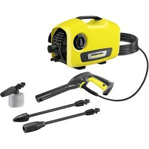 ケルヒャー(KARCHER) 高圧洗浄機 K 2 サイレント 1.600-920.0 家庭用 掃除 ...