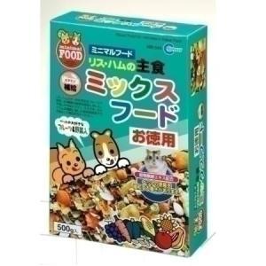リスハムの主食ミックスフードお徳用 500g...の関連商品10