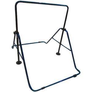 スーパー鉄棒65 ブルー FM-1544 子供用鉄棒 てつ棒 てつぼう 室内・屋内 鉄棒練習 キッズ ジュニア