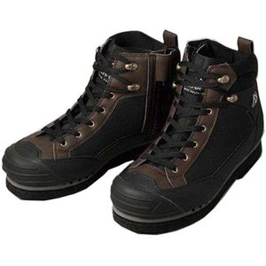 アングラーズデザイン(Anglers Design) アドバンスウェーディングシューズII フェルト底 ブラック AWS-03 釣り フィッシング 靴|esports