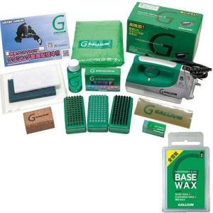 ガリウム(GALLIUM) Trial Waxing Box(トライアルワクシングボックス) JB0004+SW2132 チューンナップ用品 ワックスセット|esports