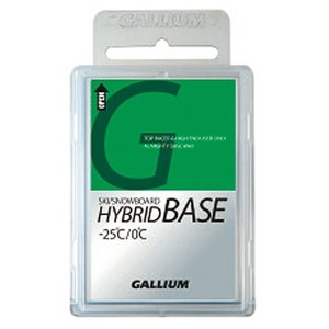 ガリウム(GALLIUM) HYBRID BASE 100(100g) SW2040 ワックス チューンナップ メンテナンス用品 スキー スノーボード|esports