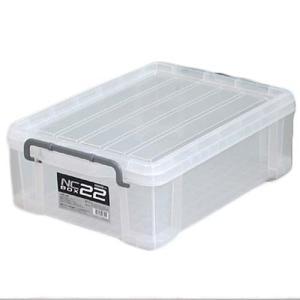 アステージ(ASTAGE) NCボックス #22 AST-524 DIY 収納ボックス 工具箱 プラケース 収納コンテナ esports