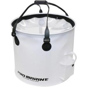 プロマリン(PRO MARINE) AEP050-40 EVA活かしバケツ 40cm 365497 水汲み 水入れ エサ入れ 釣り フィッシング|esports