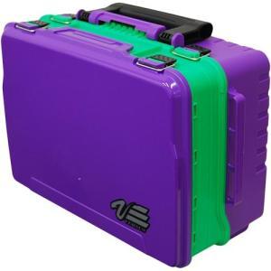 明邦化学工業(MEIHO) バーサス VERSUS タックルボックス 限定カラー ライトパープル VS-3078 釣り具 フィッシング タックルケース タックスバッグ esports