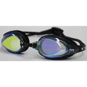 ティア(TYR) クッションミラーゴーグル LGSOM SK スイムゴーグル 水泳帽 トライアスロン|esports